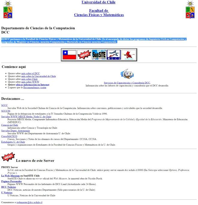 dcc.uchile.cl 1996