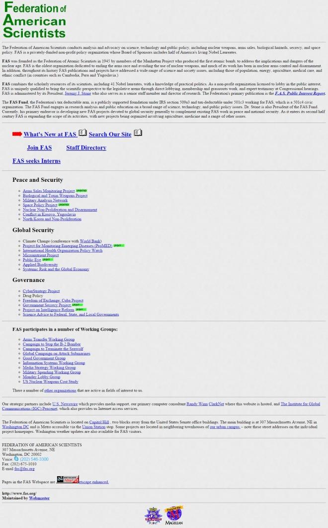 fas.org 1996