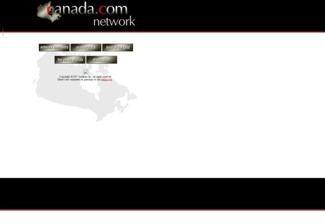 canada.com 1997