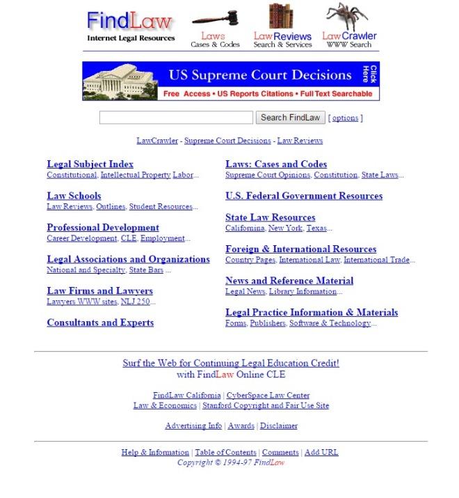findlaw.com 1997