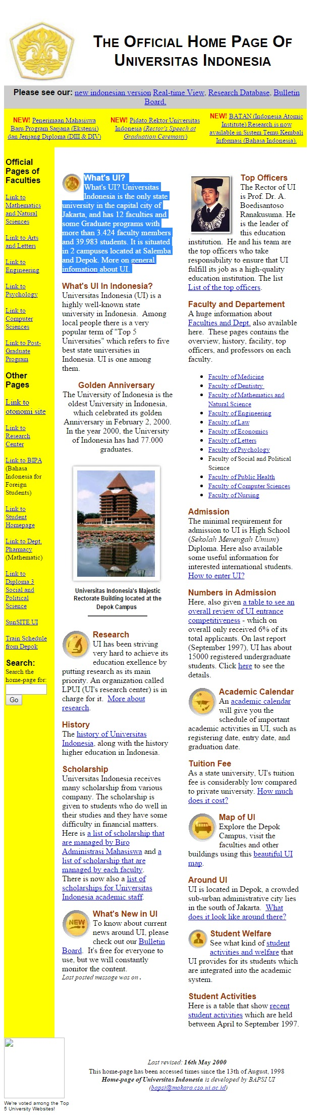 ui.ac.id 2000