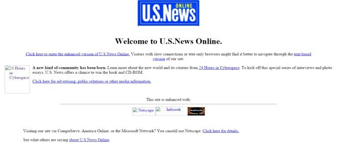 usnews.com 1996