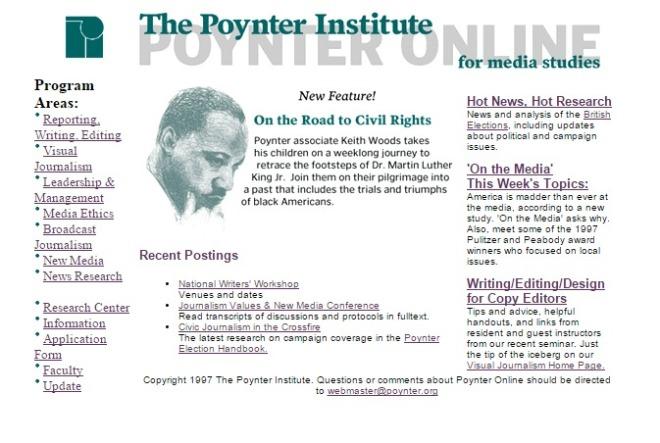 poynter.org 1997