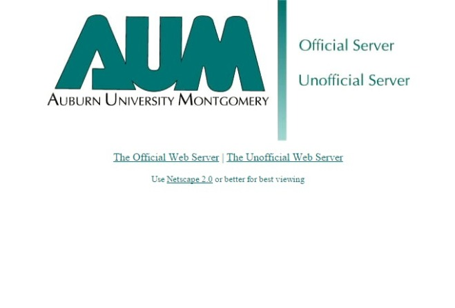 aum.edu 1996