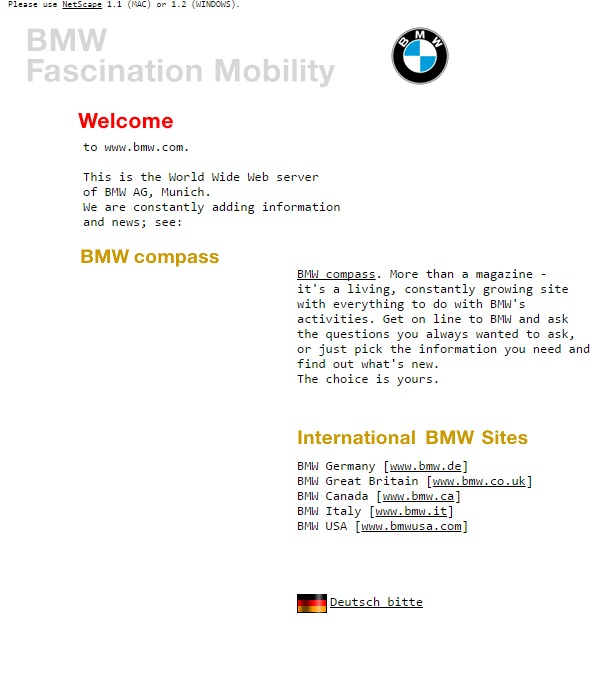 bmw.com 1996