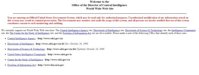 cia.gov 1998