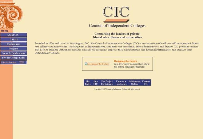 cic.edu 1998