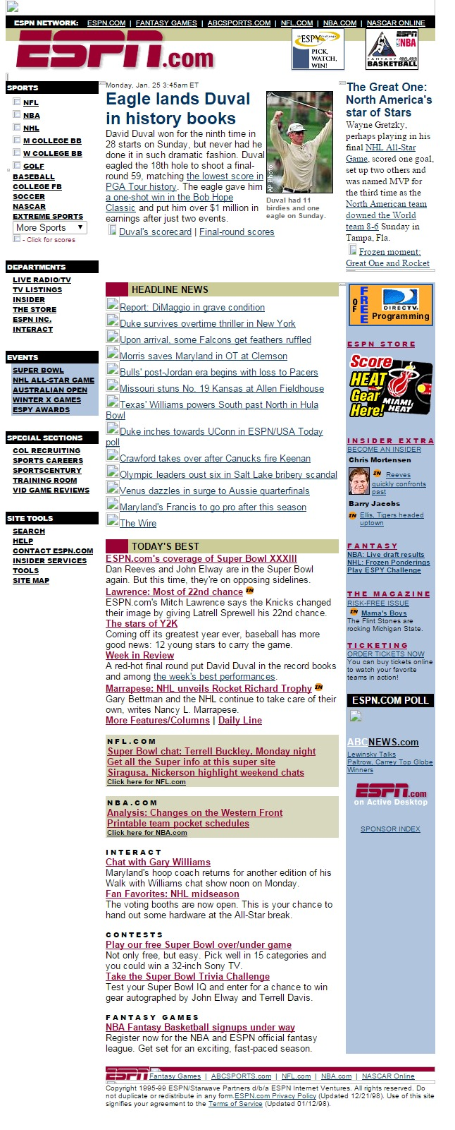 espn.go.com 1999
