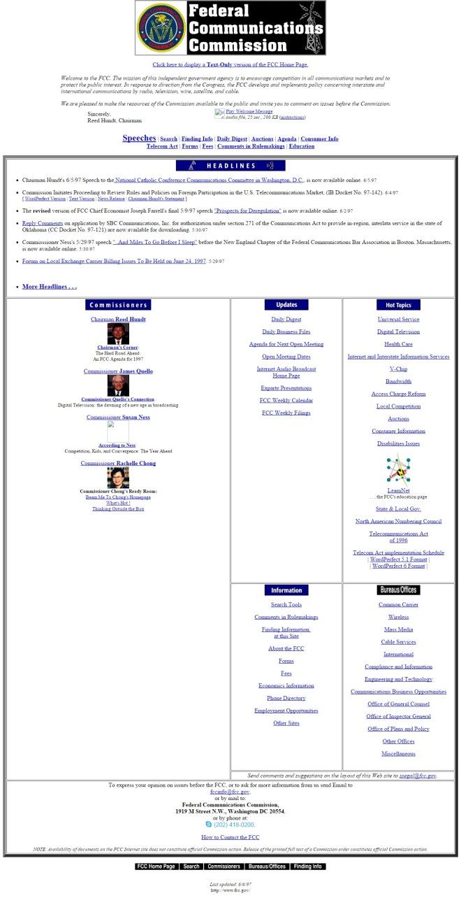 fcc.gov 1997