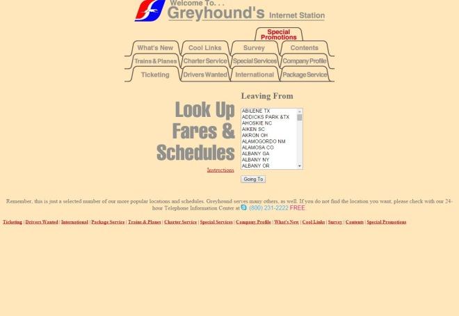 greyhound.com 1996