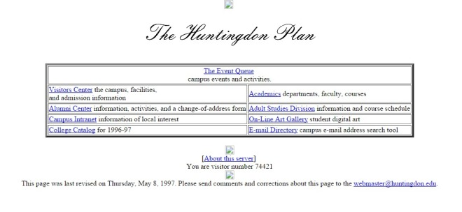 huntingdon.edu 1997