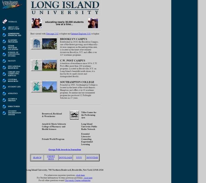 liu.edu 2000