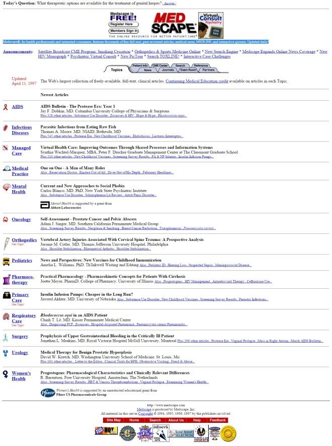 medscape.com 1997