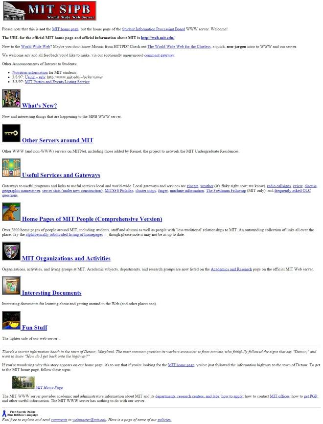 mit.edu 1997