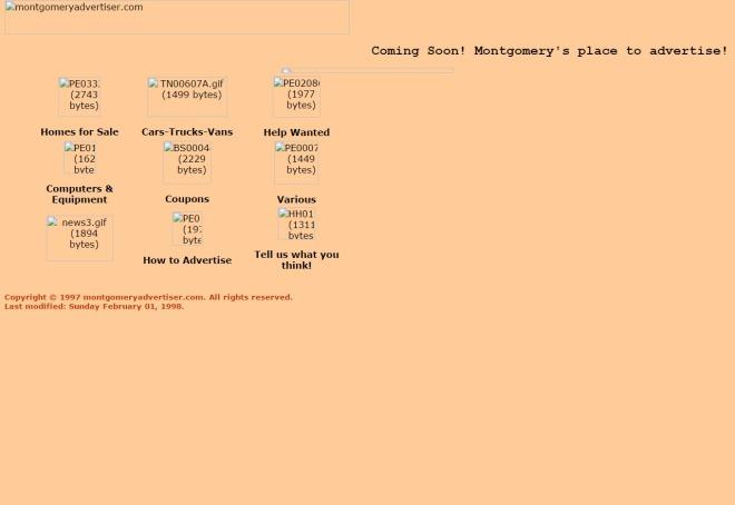 montgomeryadvertiser.com 1998