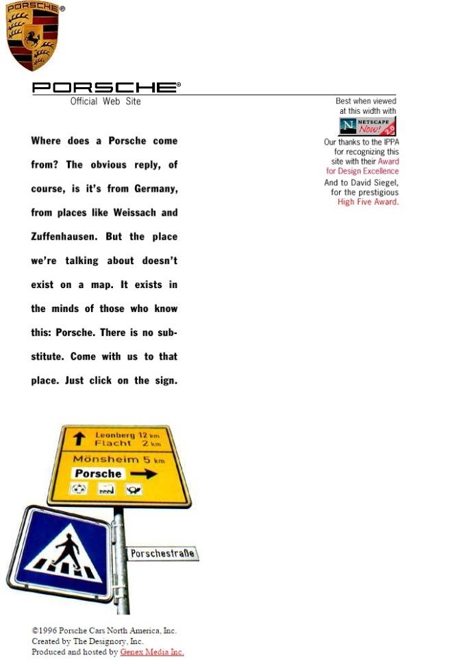 porsche.com 1996