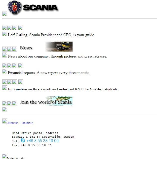 scania.com 1997