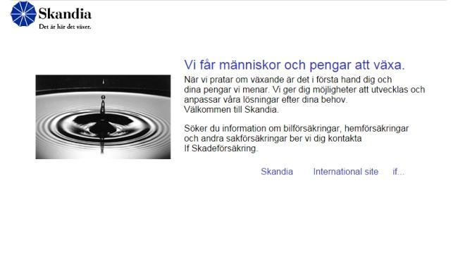 skandia.se 2000