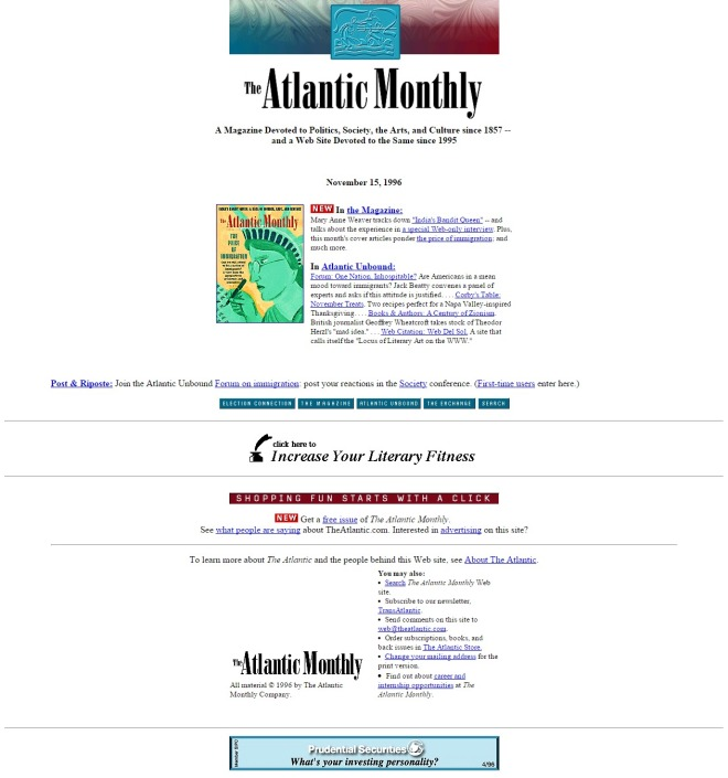 theatlantic.com 1996